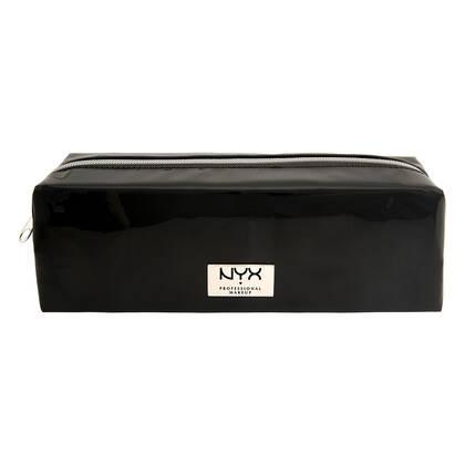 Vinyl Zipper Makeup Bag