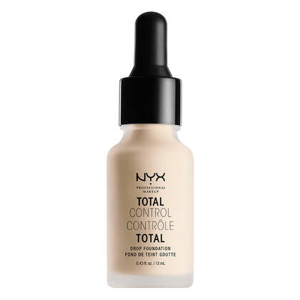 Base de maquillaje líquida Total Control Drop Foundation Pale