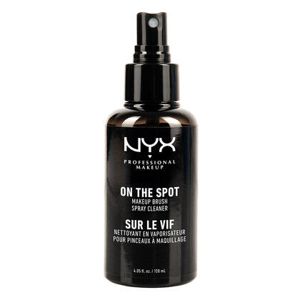 On The Spot Makeup Brush Cleaner Spray