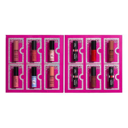 Diamonds & Ice, Please 12 Day Lipstick Countdown  | Nyx Professional Makeup México