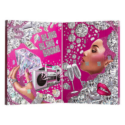 Diamonds & Ice, Please 24 Day Holiday Countdown    Nyx Professional Makeup México