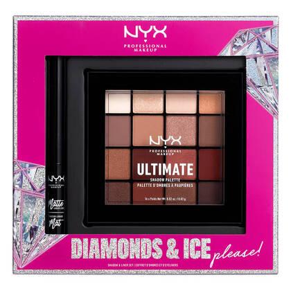 Diamonds & Ice, Please Shadow & Liner Kit